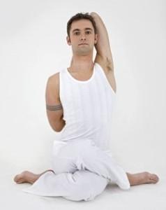 yoga koeienkop